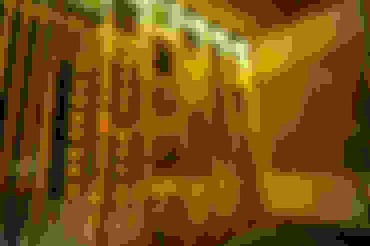 Wijnkelder door BONBA studio