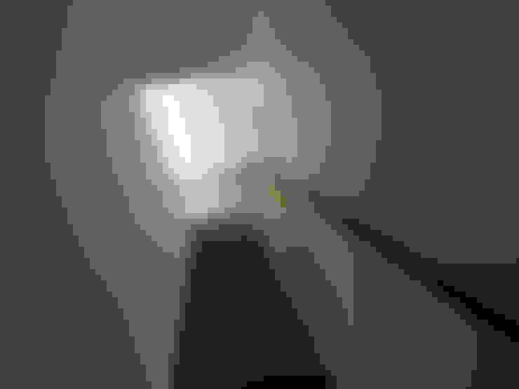 梅ヶ丘の家: 栗原隆建築設計事務所が手掛けた廊下 & 玄関です。