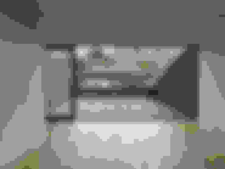 梅ヶ丘の家: 栗原隆建築設計事務所が手掛けたテラス・ベランダです。