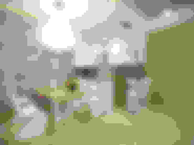 квартира в теплых тонах: Кухни в . Автор – Makhrova Svetlana