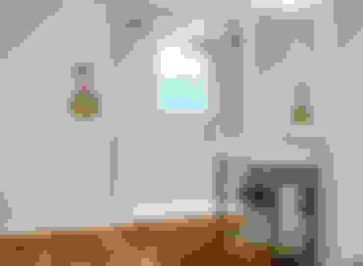 Loft de nueva creación: Baños de estilo  de Torres Estudio Arquitectura Interior