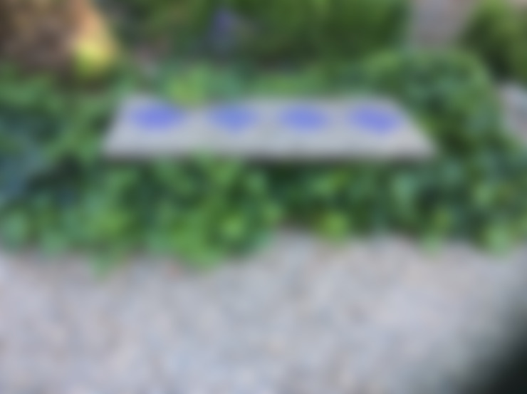 Jardines de estilo  por Anticuable.com
