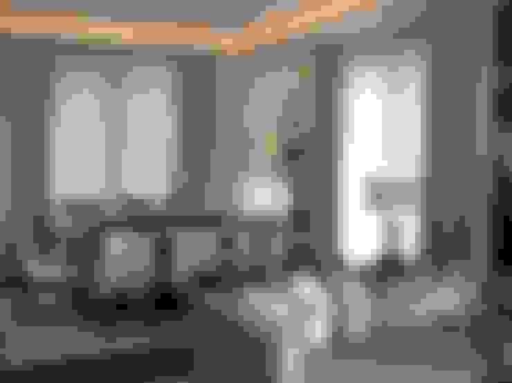 غرفة المعيشة تنفيذ International Soft Furnishers