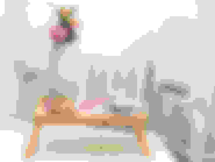 غرفة المعيشة تنفيذ ORCHIDS LOFT