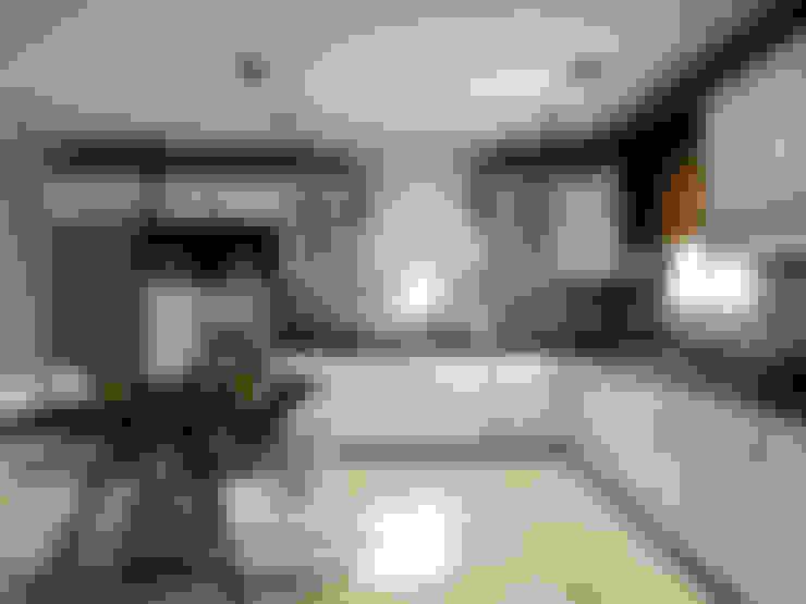 مطبخ تنفيذ SK ARCHITECTURAL VISUALIZATION