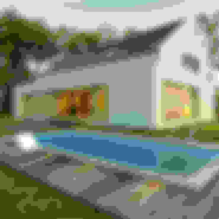 Dom modny: styl , w kategorii Domy zaprojektowany przez doomo