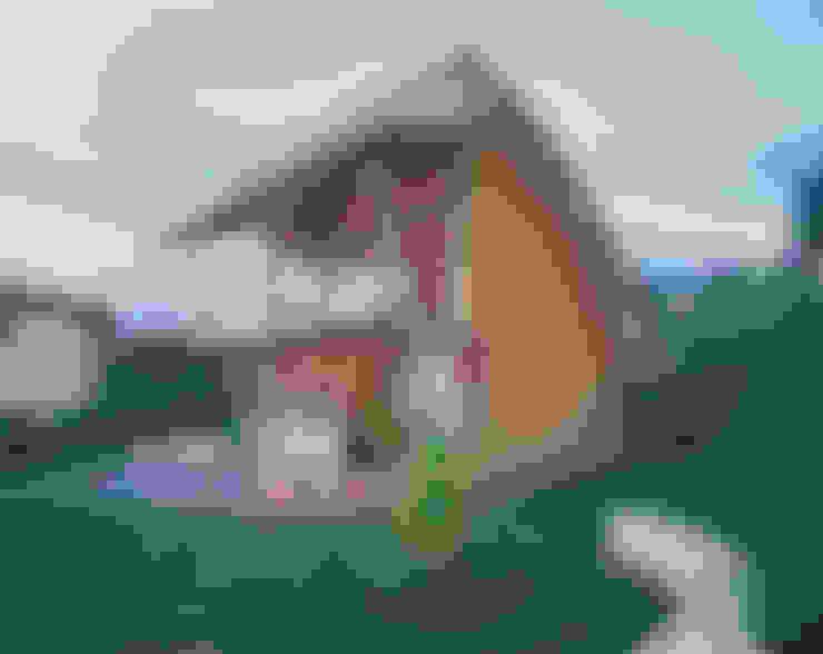 منازل تنفيذ JOAO DINIZ ARQUITETURA