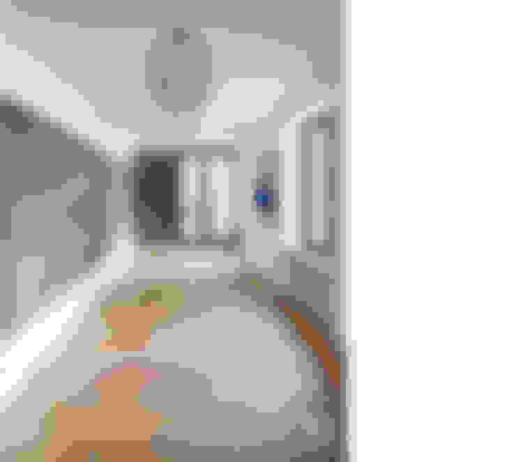 Living room by beissel schmidt architekten