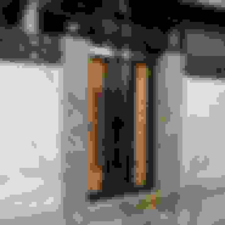 Ventanas de estilo  de 해밀건축사사무소