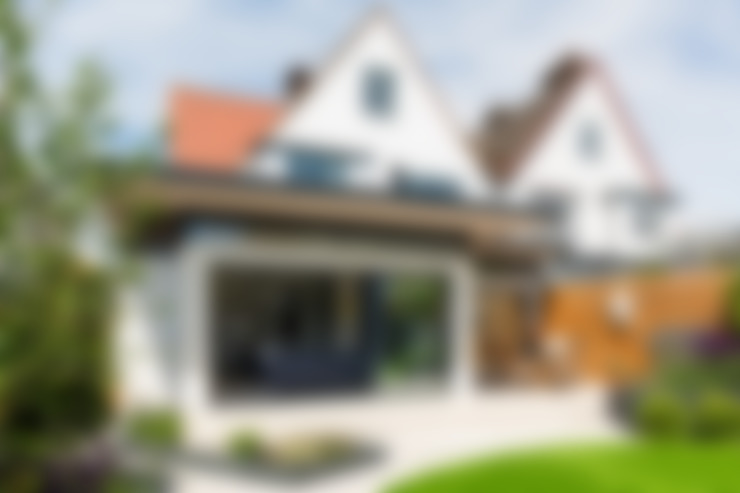 Casas  por Granit Architects