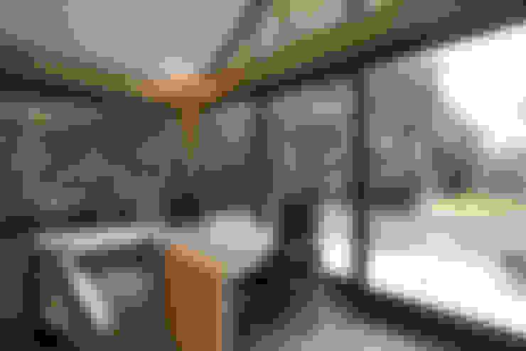 Рабочие кабинеты в . Автор – Nicolas Tye Architects