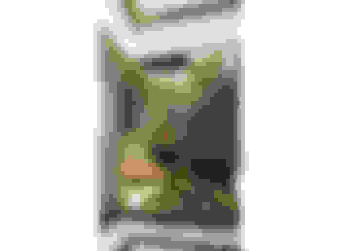 Ayaz Ergin İç Mimarlık  – DUHOK - Villa:  tarz Koridor ve Hol