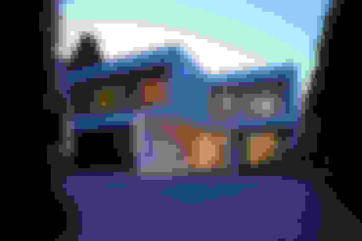Дома в . Автор – Nicolas Tye Architects