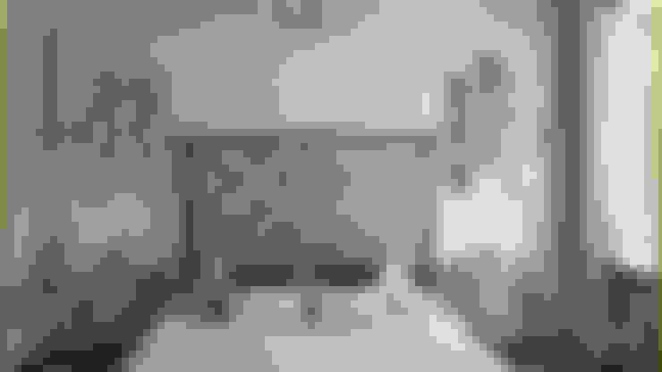 Архитектурное бюро 'Золотые головы':  tarz Yatak Odası