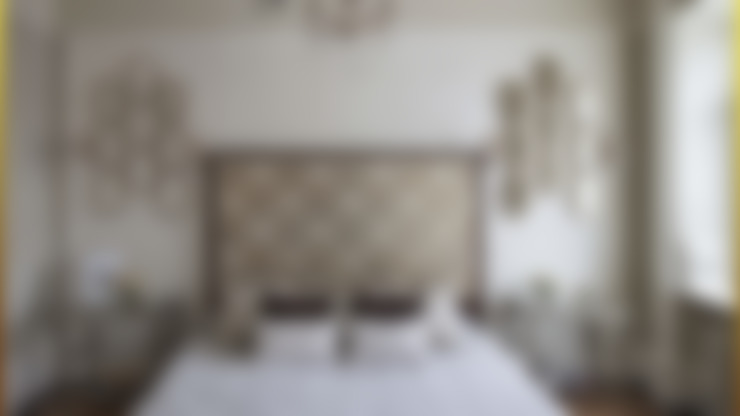 Bedroom تنفيذ Архитектурное бюро 'Золотые головы'