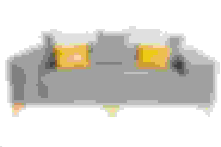 SOFÁ SEXT: Salas de estilo  por TALLER R