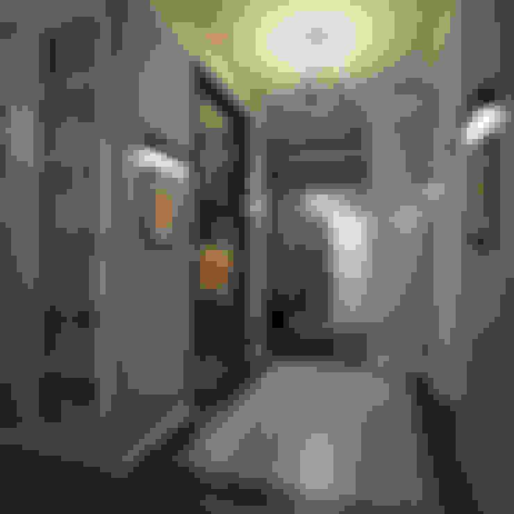 Corridor, hallway by homify