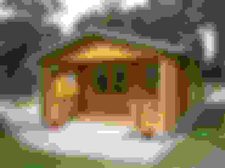 Houses by Betana Blockhaus GmbH