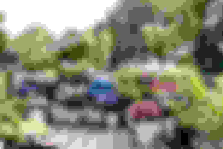 Jardin de style  par Pflanzenfreude.de