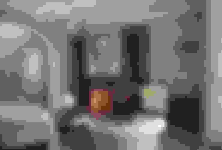 Дом- как мир.: Рабочие кабинеты в . Автор – Студия Ксении Седой