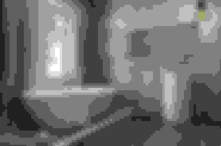 Минималистичный дизайн загородного дома: Спа в . Автор – MC Interior