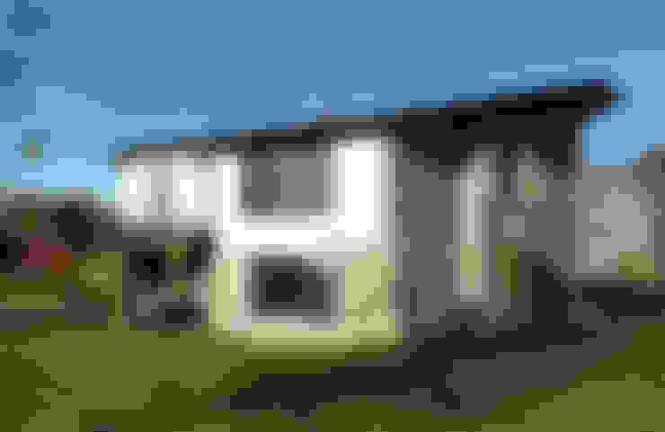 Maisons de style  par arquitectura SEN MÁIS