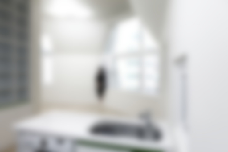 하얀집 White house: designband YOAP의  주방
