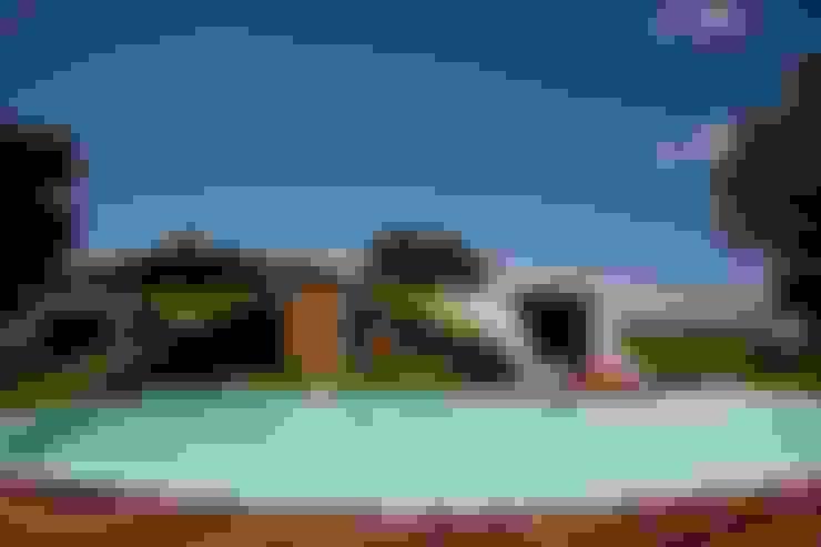 Houses by Studio Marastoni