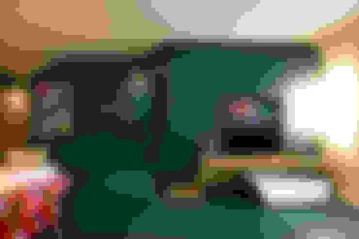 Salas / recibidores de estilo  por mg2 architetture