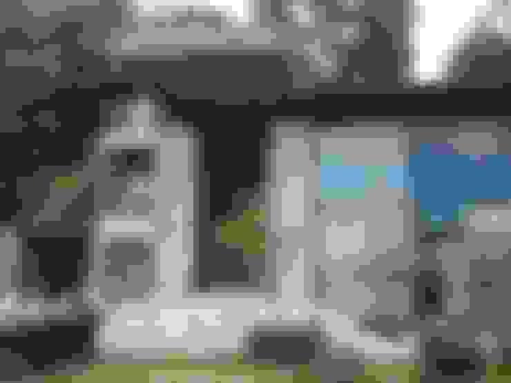 Casa em Angra dos Reis - RJ: Casas  por CAMASA Marmores & Design
