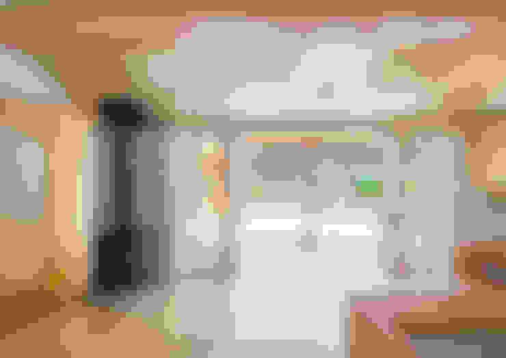 株式会社 中山秀樹建築デザイン事務所의  다이닝 룸