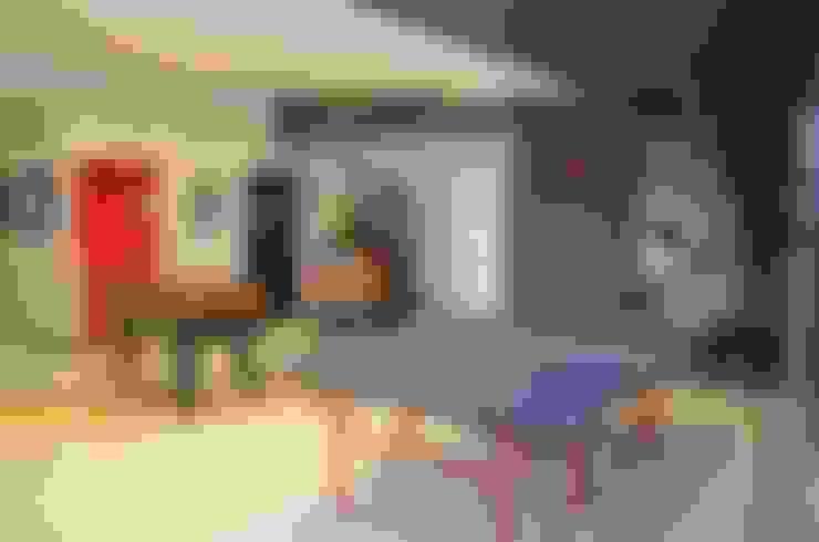 Emre Urasoğlu İç Mimarlık Tasarım Ltd.Şti. – Bomak Hobby Center - Adana:  tarz Fitness Odası
