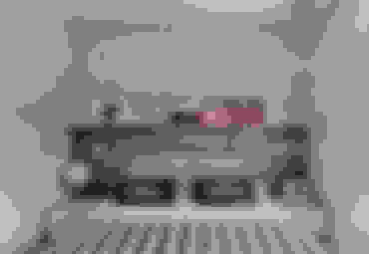 Dormitorios de estilo  de Espaço do Traço arquitetura