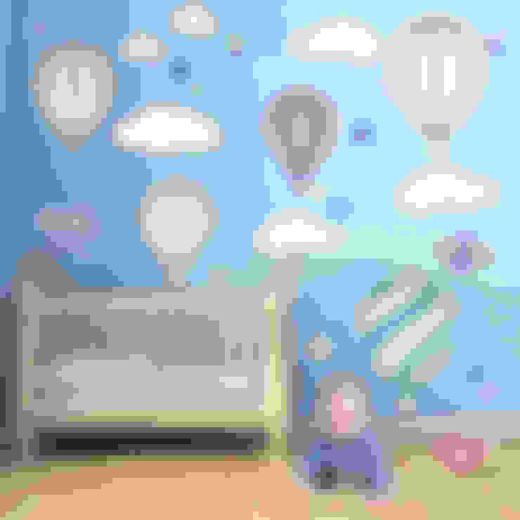 Enchanted Interiorsが手掛けた子供部屋