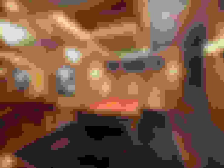Бильярдная комната: Медиа комнаты в . Автор – Y&S ARCHITECTURE – INTERIOR DESIGN