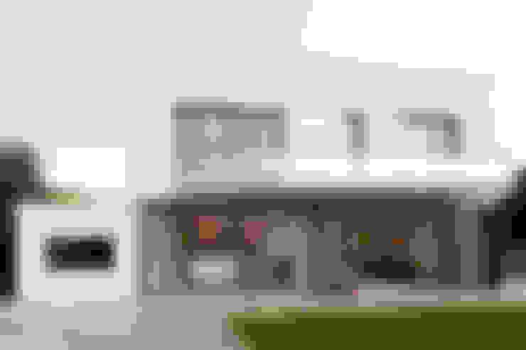 paul seuntjens architectuur en interieur의  주택