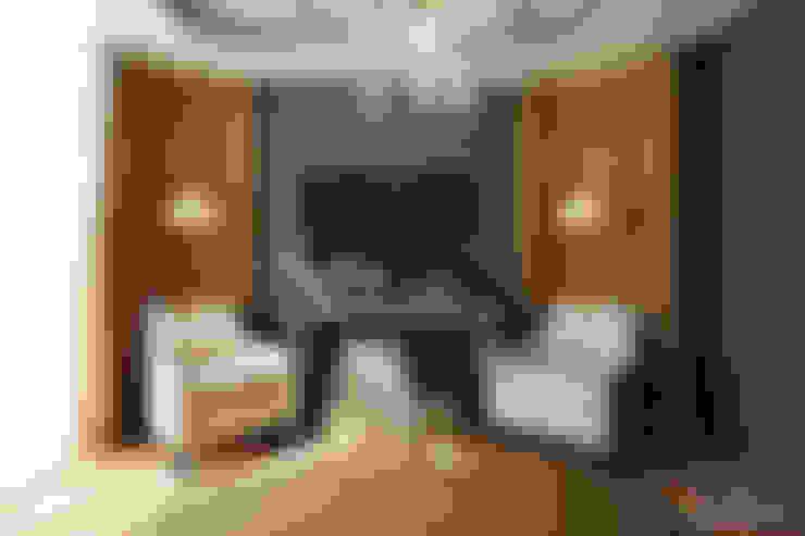 Номер гостиницы, арт-деко: Гостиницы в . Автор – BEINDESIGN