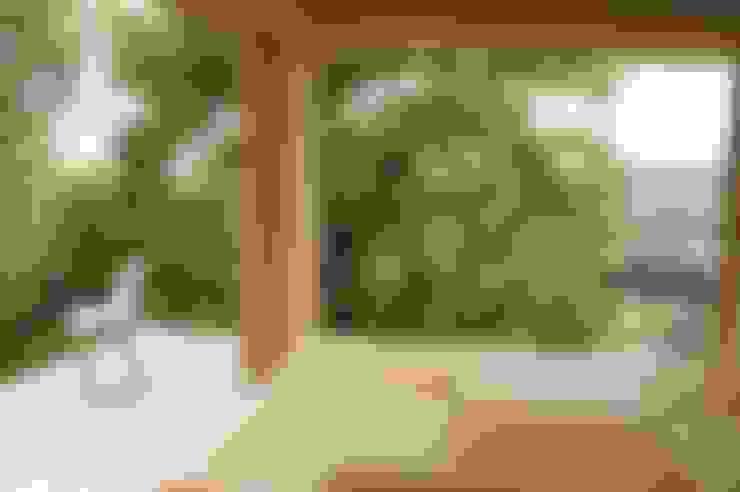 Terrazas de estilo  por キリコ設計事務所
