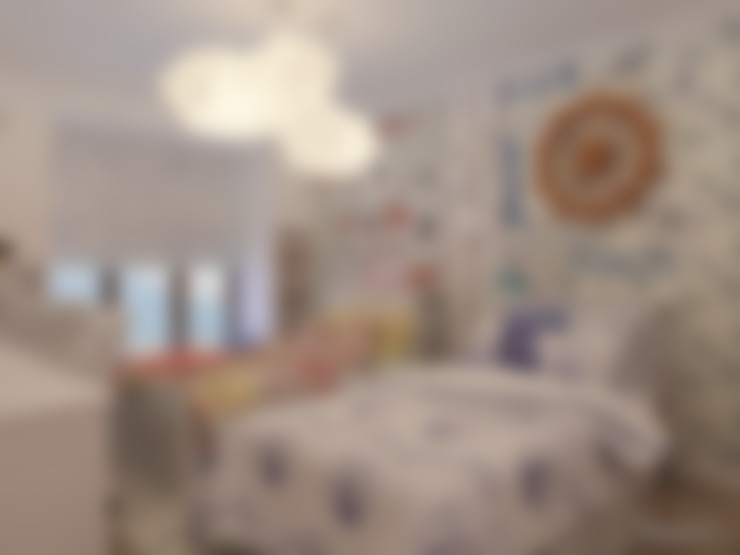 Nursery/kid's room by INTERIERIUM