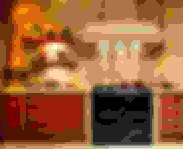 Kitchen تنفيذ Gamahogar