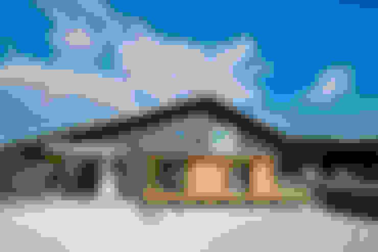 Дома в . Автор – キリコ設計事務所