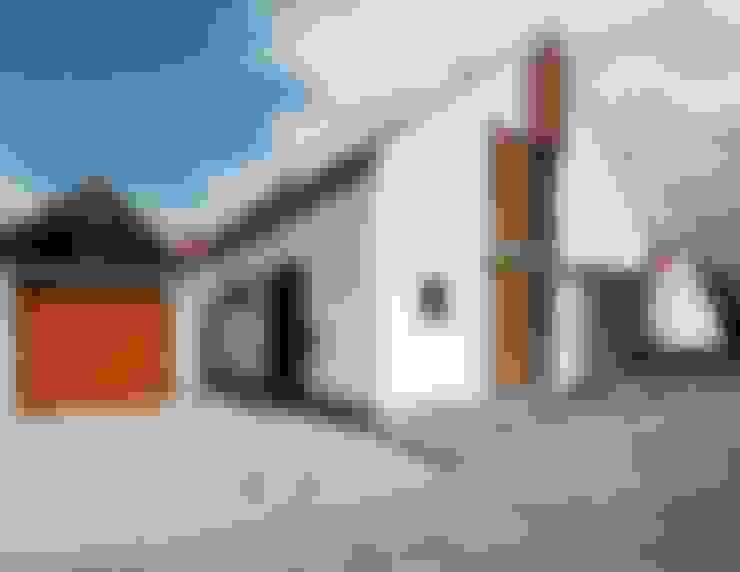 Casas de estilo  por Architekten Lenzstrasse Dreizehn