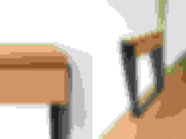 konsola: styl , w kategorii Korytarz, hol i schody zaprojektowany przez WITAMINA D