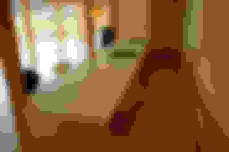 Production kitchen: くりえいと創が手掛けたキッチンです。