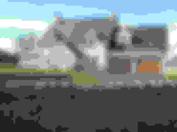 Huizen door Roundhouse Architecture Ltd