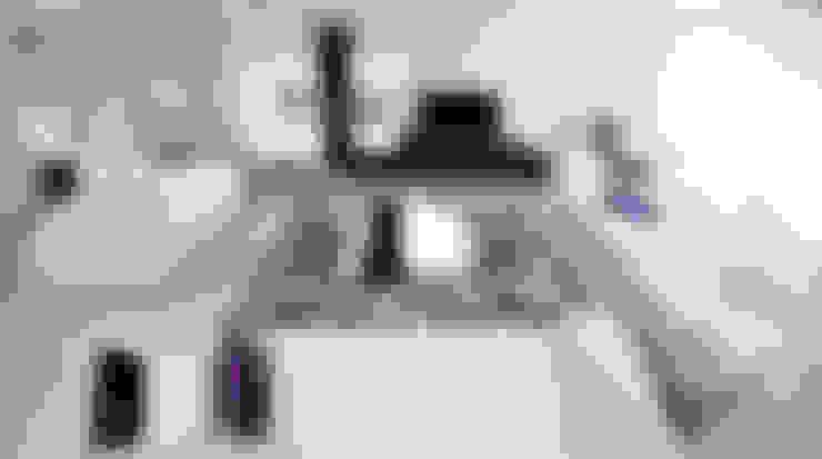 غرفة السفرة تنفيذ As Tasarım - Mimarlık