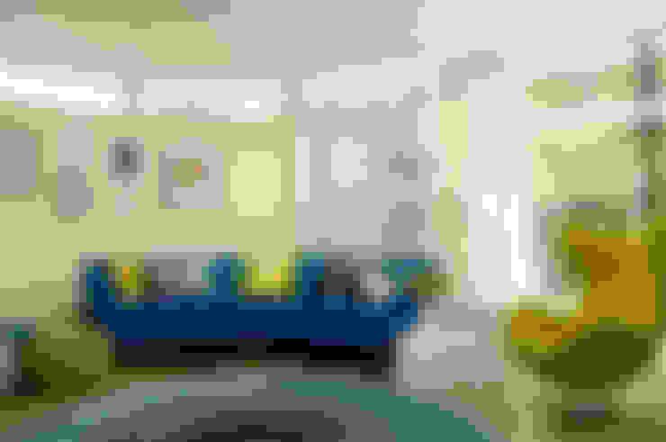 غرفة الميديا تنفيذ LLI Design