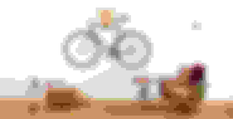 Salas/Recibidores de estilo  por .flxble