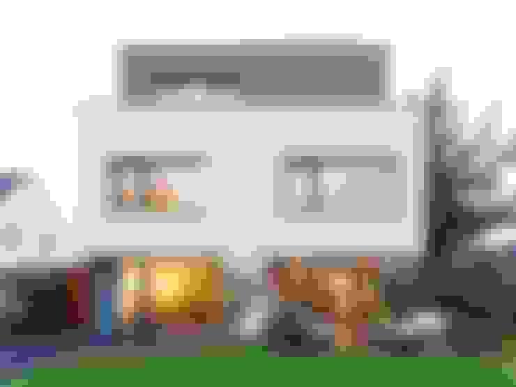 Projekty,  Domy zaprojektowane przez bdmp Architekten & Stadtplaner BDA GmbH & Co. KG