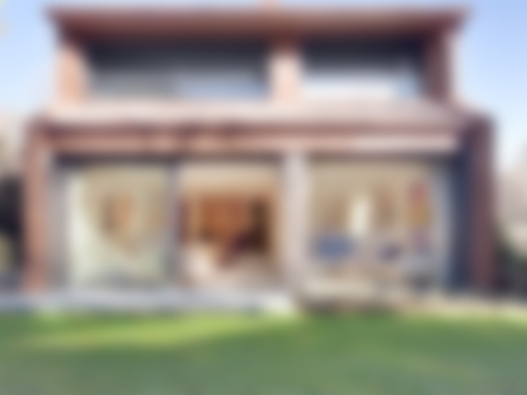 Casas  por Tarimas de Autor